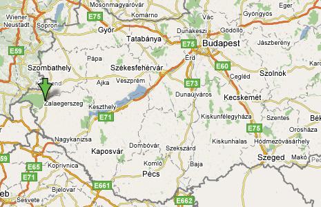 szentgotthárd térkép Vadása Camping és Faházak   Elérhetőségek szentgotthárd térkép